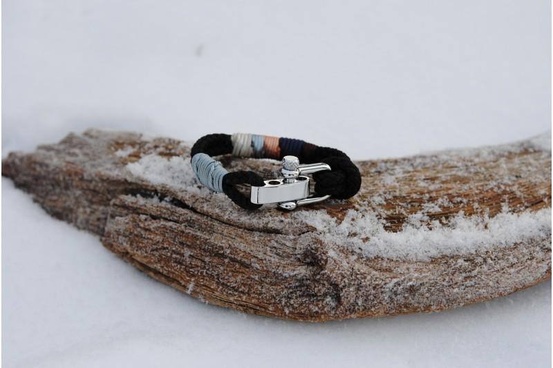 Bracelet Black/Shackle