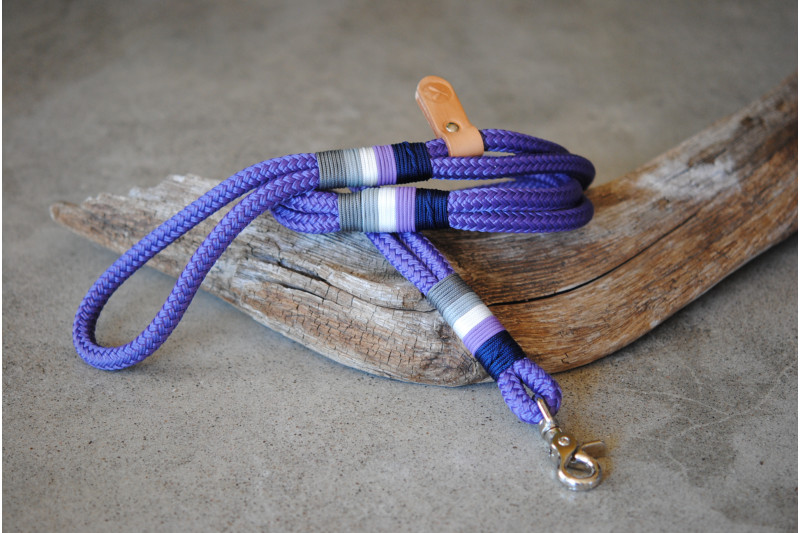 Leash Purple/Ooreka