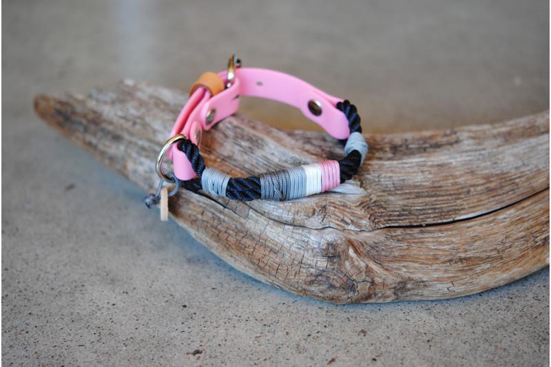 Adjustable collar for small dog Little Roselin