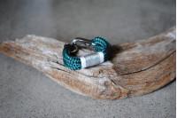 Bracelet Vert/Acier inoxydable