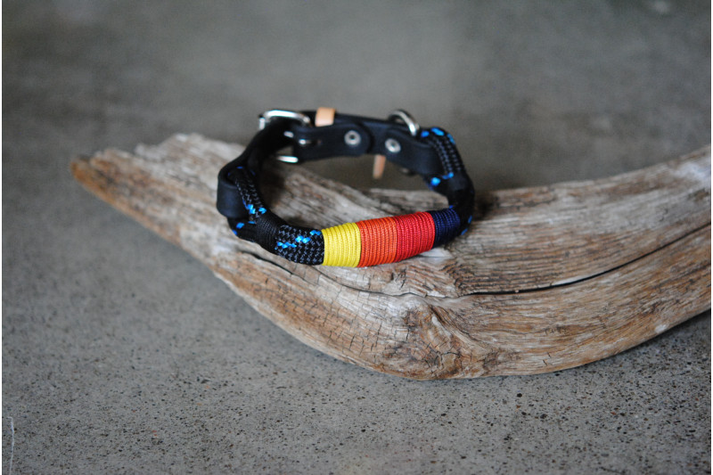 Adjustable collar for small dog Colours