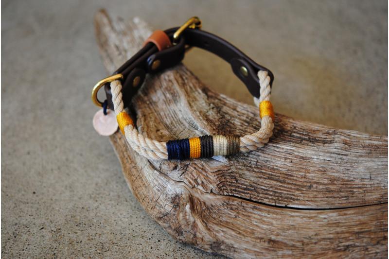 Adjustable collar for small dog Kootenay