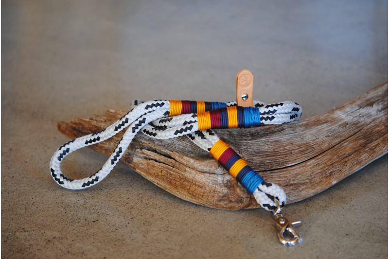 Leash Grey-Black/Kipawa