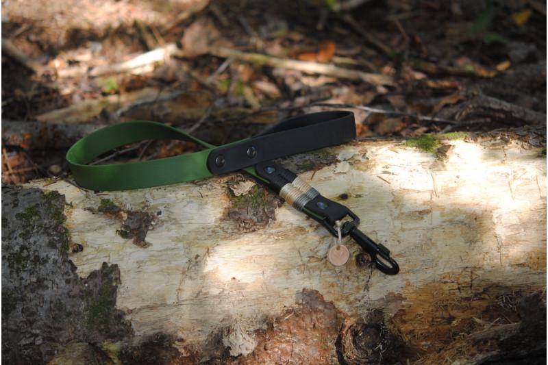 Biothane collar Maple