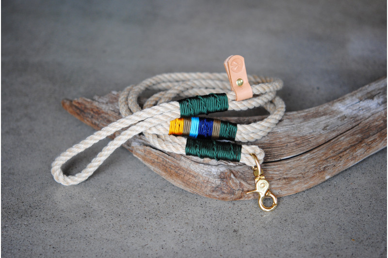 Leash Vintage 10mm/Stainless