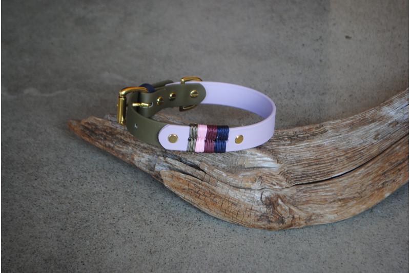 Biothane collar Naval