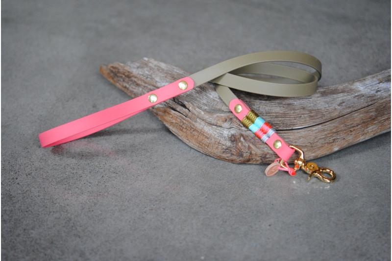Small dog Biothane leash